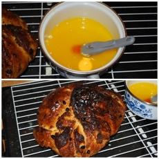 Chrisstollen cuit-finissage