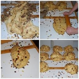 préparation de la pâte-2