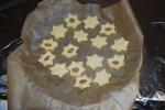 Butterplätzchen-petits sablés au beurre-après cuisson