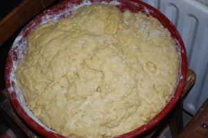 fermentation de la pâte