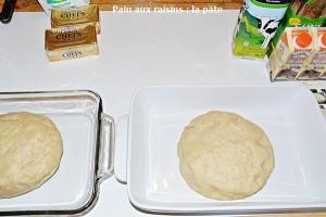 pâte de croissants